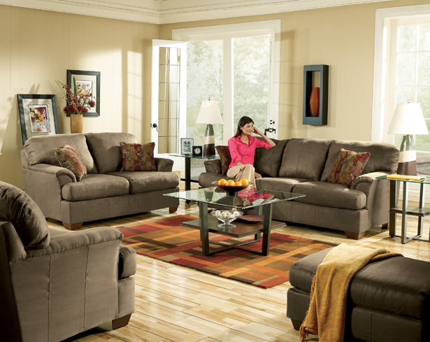 Living room furniture afr rental for Rent a room furniture